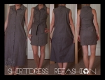 BrownShirtdress