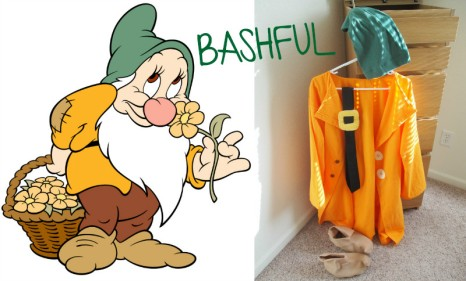 BASHFUL Costume | Life by Ky Blog