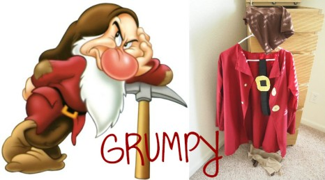 GRUMPY Costume | Life by Ky Blog