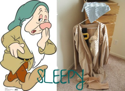 SLEEPY Costume | Life by Ky Blog