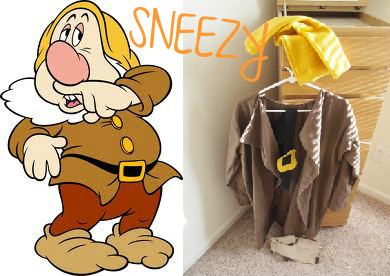 SNEEZY Costume | Life by Ky Blog