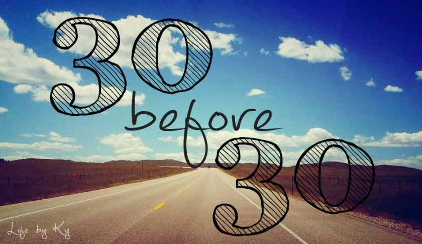 30BEFORE30 IMAGE by ky