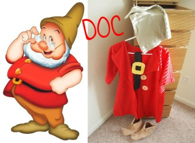 Seven Dwarf Costumes | Life by Ky