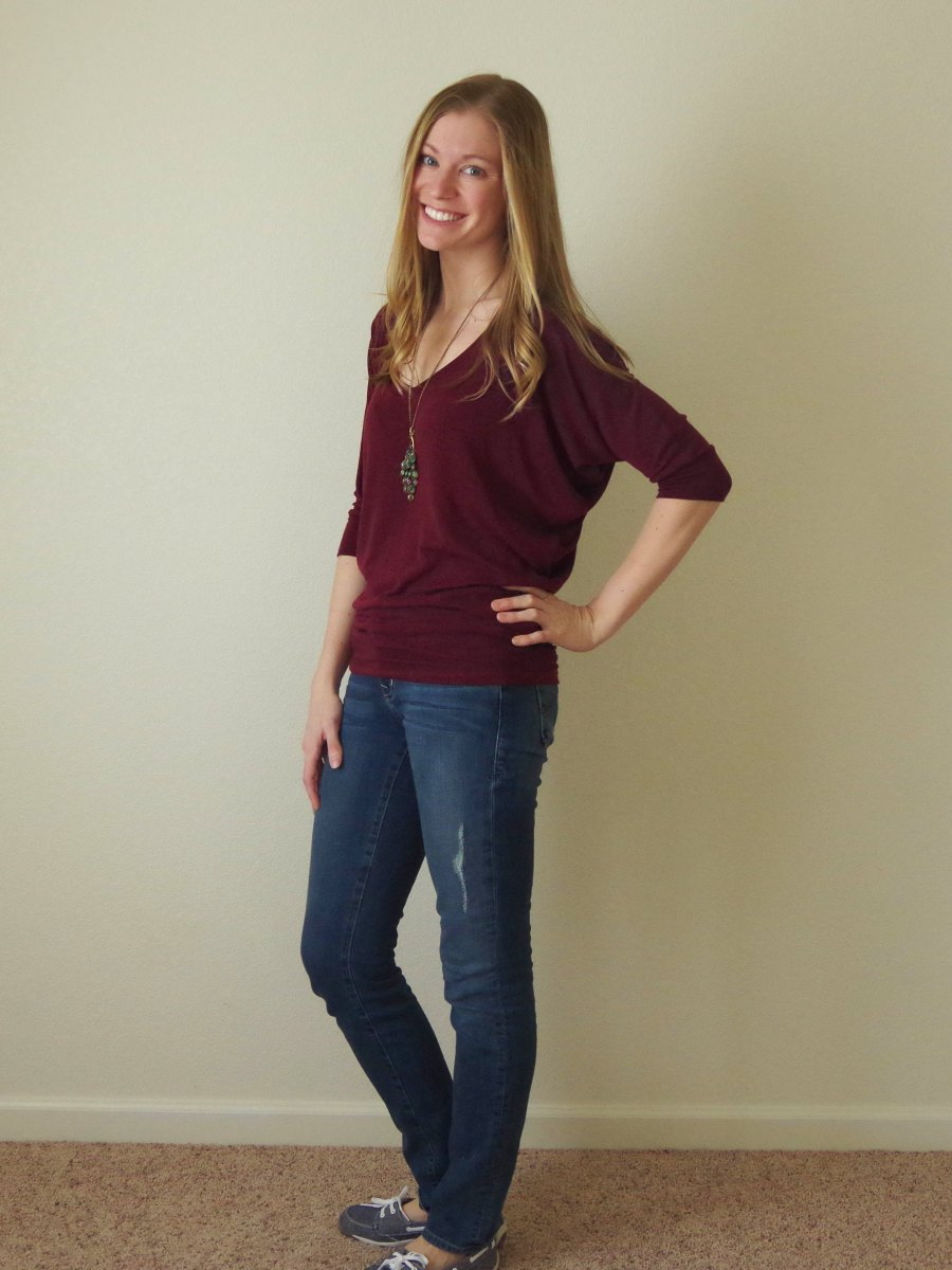 Stitch Fix #5 - October