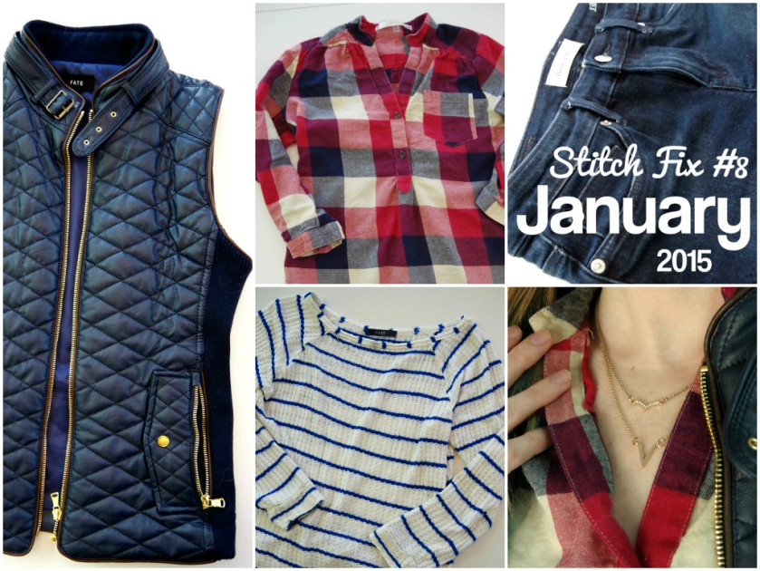 January Stitch Fix | Life by Ky Blog