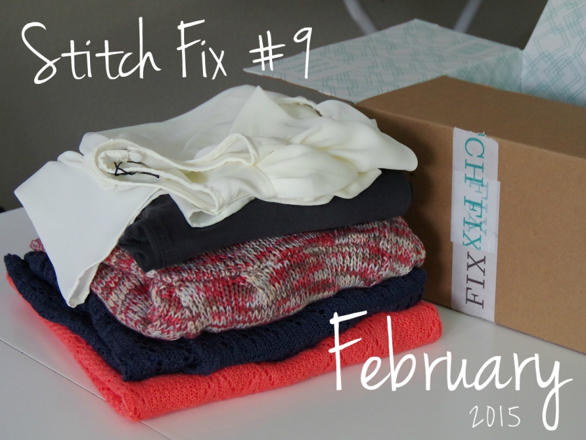 February Stitch Fix | Life by Ky Blog