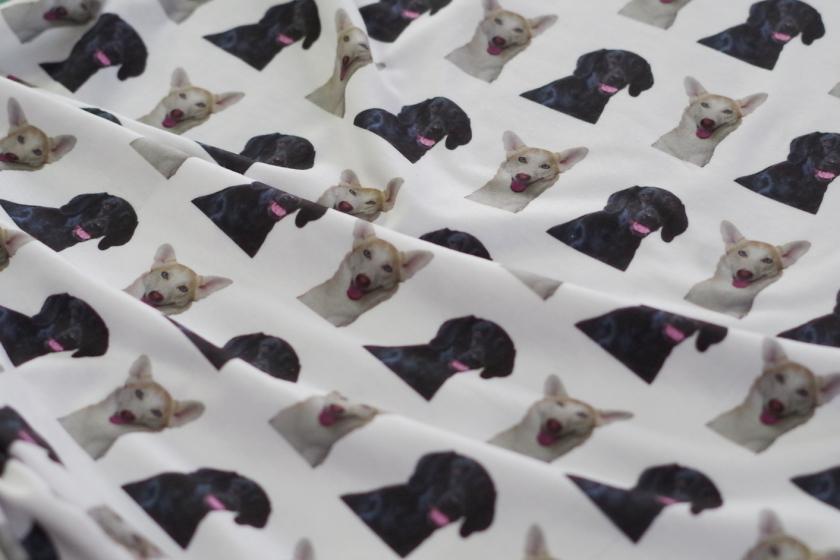 Custom Spoonflower Fabric | Life by Ky Blog