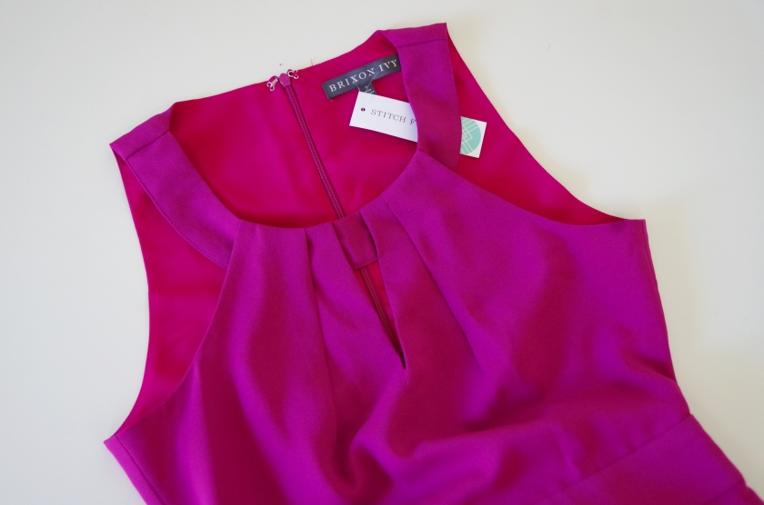 Stitch Fix BRIXON IVY Foster Halter Dress  Life by Ky Blog