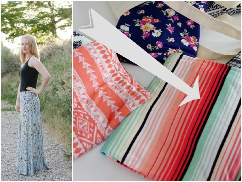 Sewing Plans | Syrah Skirt | Life by Ky Blog