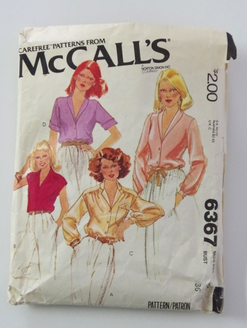 Vintage McCall's 6367