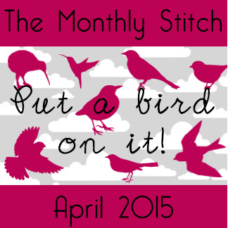 The Monthly Stitch April 2015