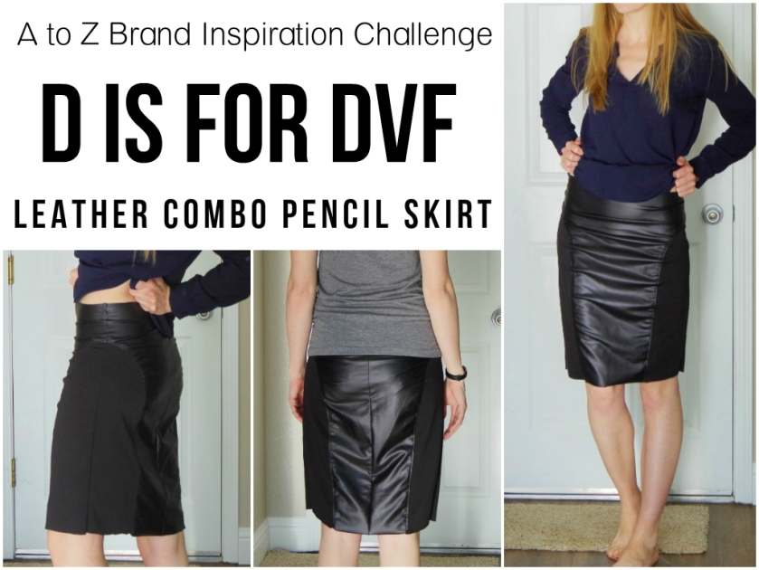 D is for DVF Butterick B5566 | Life by Ky Blog
