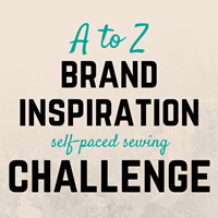 A to Z Sewing Challenge | Life by Ky Blog