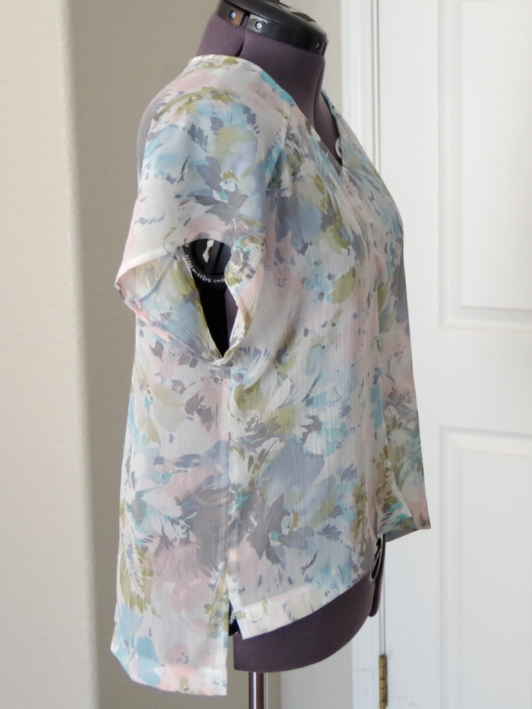 True Bias Sutton Blouse | Life by Ky Blog