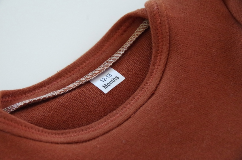 Clothing Size Labels | Life by Ky Blog