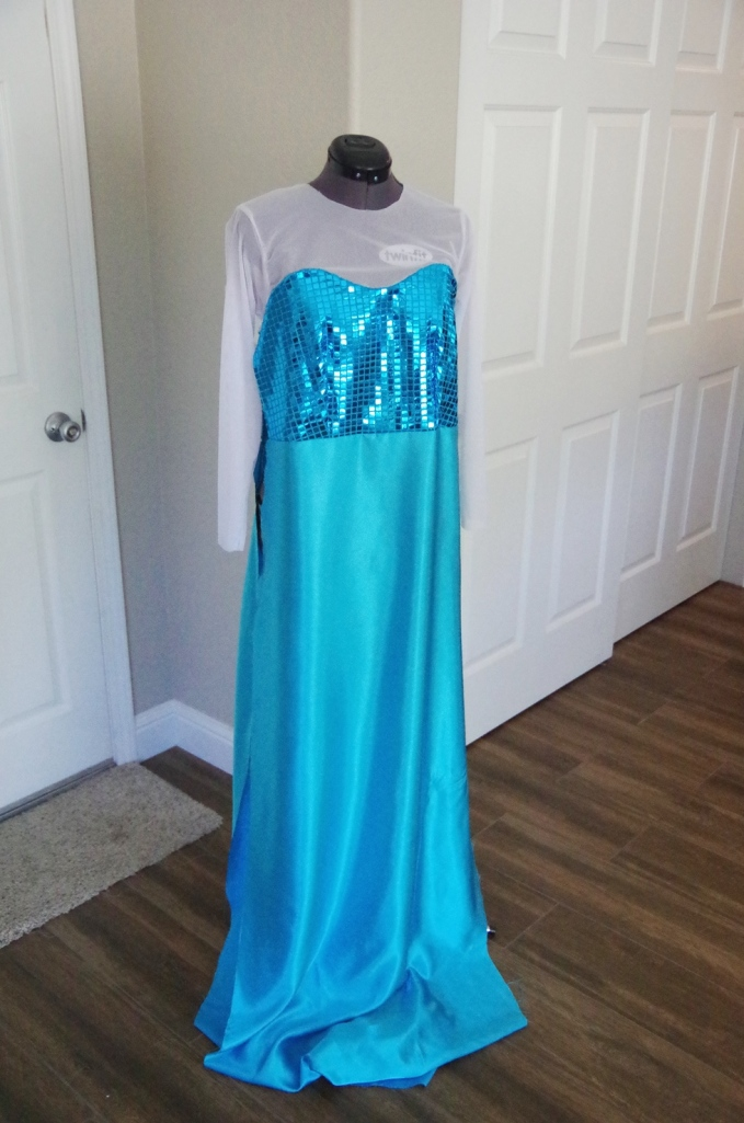 Frozen Elsa Costume Progress | Life by Ky Blog