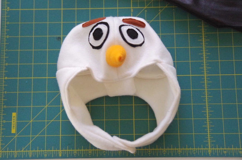 Frozen Olaf Costume Hat | Life by Ky Blog
