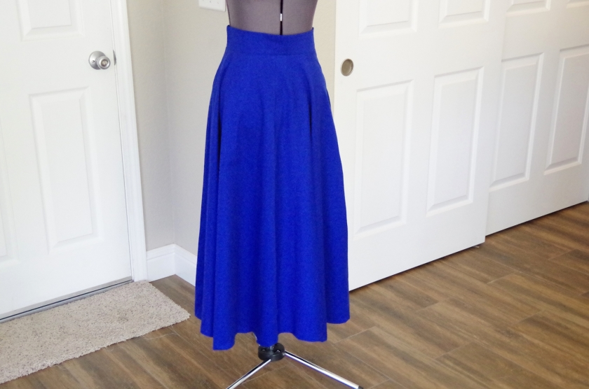 Frozen Anna Costume Skirt | Life by Ky Blog