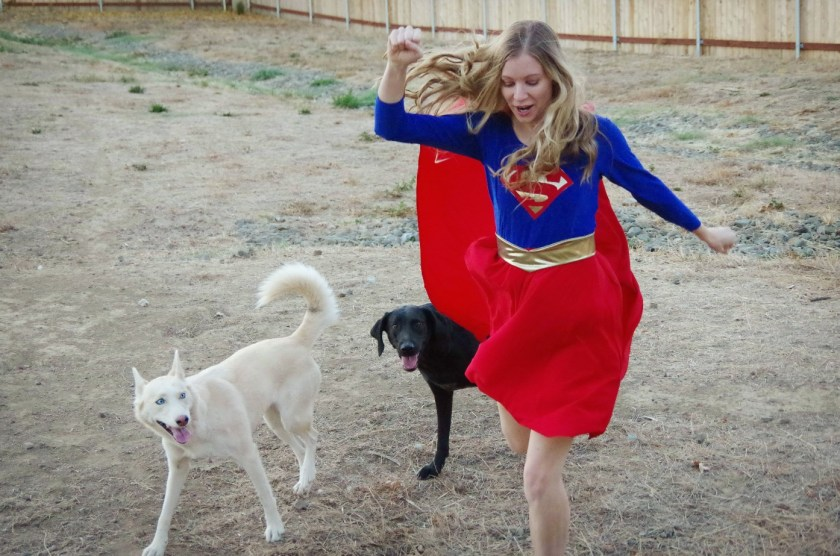 Supergirl Costume | Life by Ky Blog