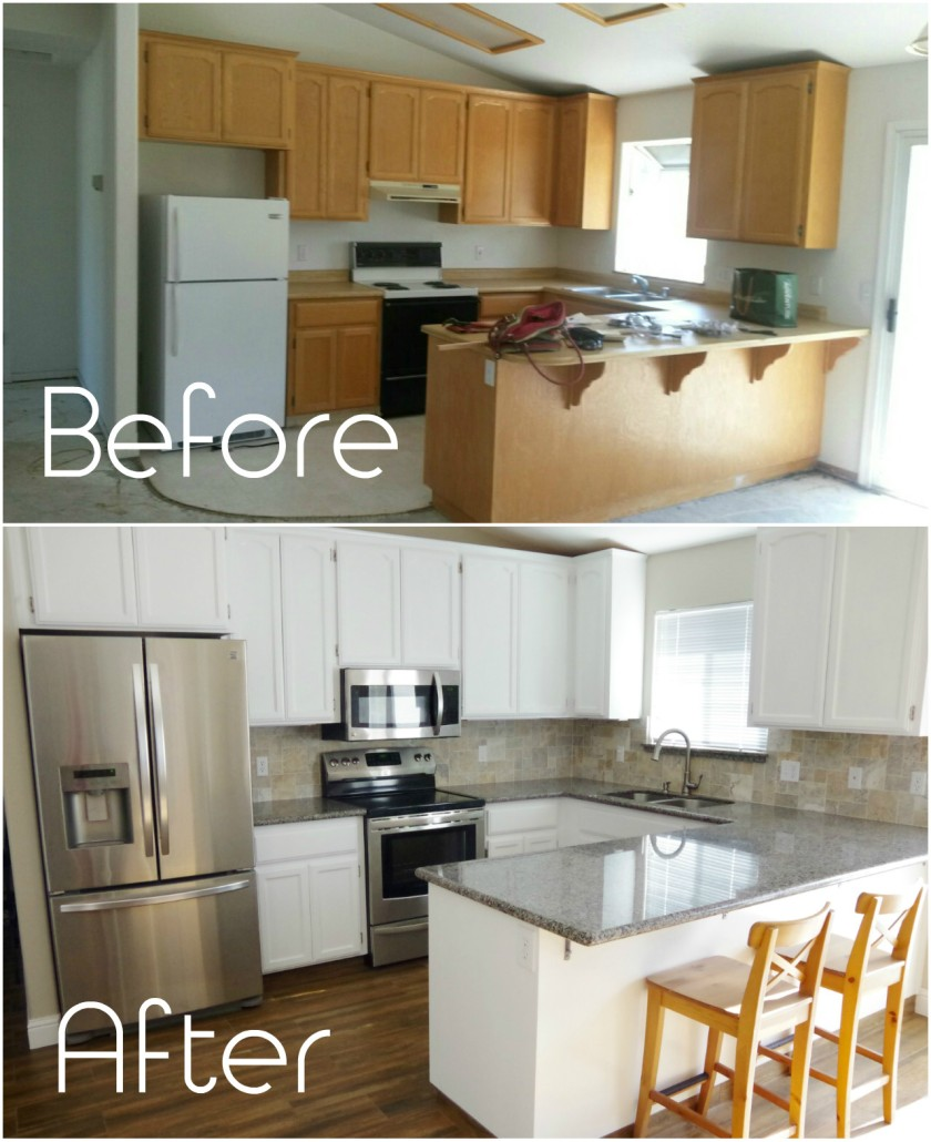 1KitchenBeforeAfter