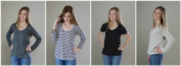Straight Stitch Designs Montlake Tee Pattern Testing | Life by Ky Blog