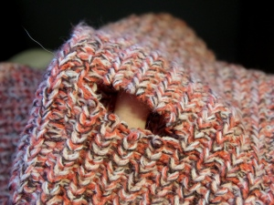 Sweater Repair | Life by Ky Blog