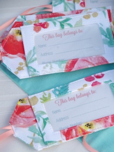 Studio Cherie Luggage Tags | Life by Ky Blog