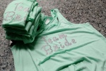 Team Bride Shirts | Life by Ky Blog