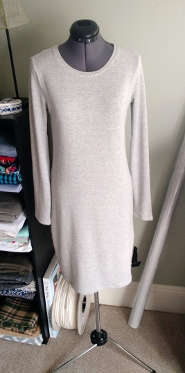 Panama Tee Dress Pattern, View B | Life by Ky Blog