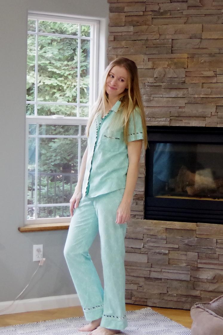 Carolyn Pajamas   Life by Ky Blog