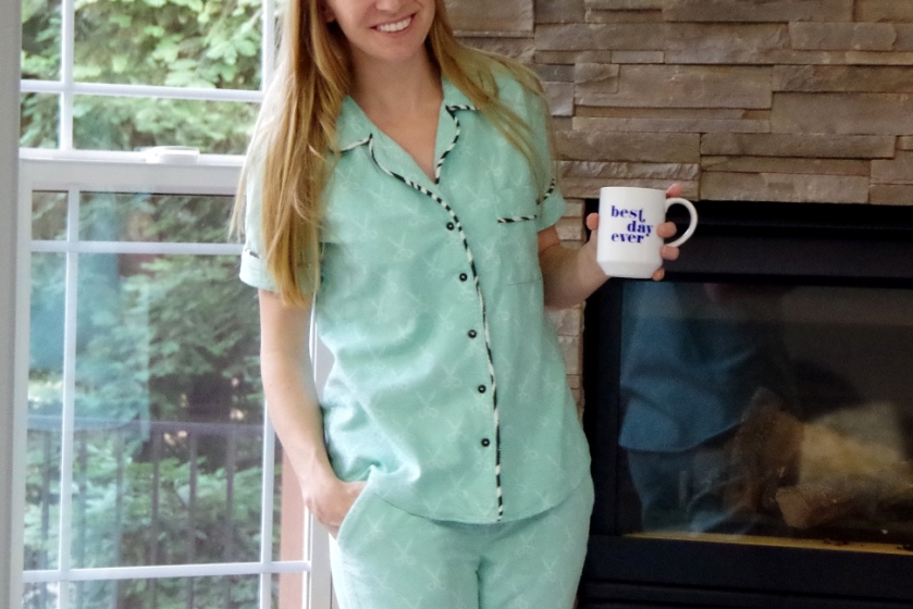 Carolyn Pajamas | Life by Ky Blog