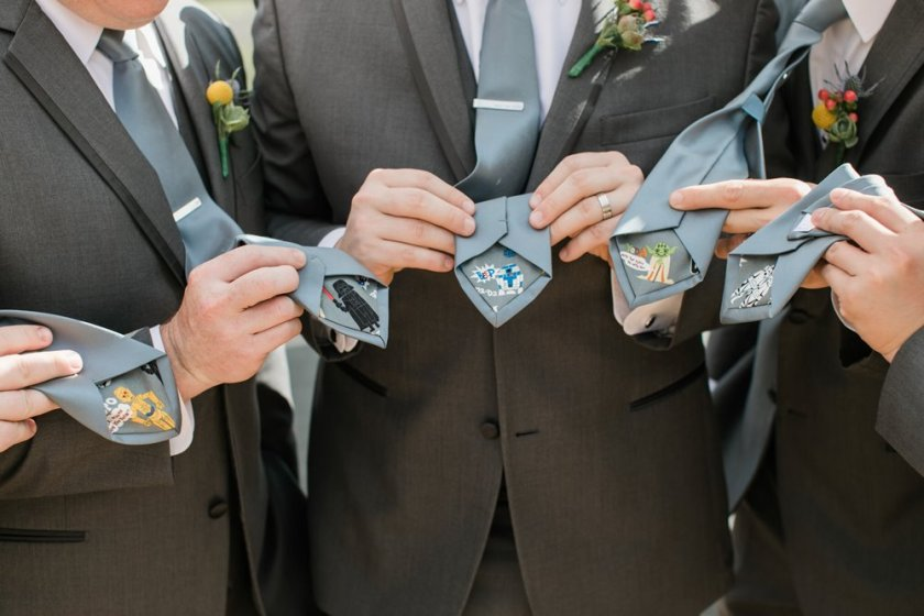Wedding Diy Part 3 Star Wars Ties Bow Ties Groomsmen Gifts