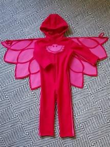DIY PJ Masks Owlette Costume | Life by Ky Blog