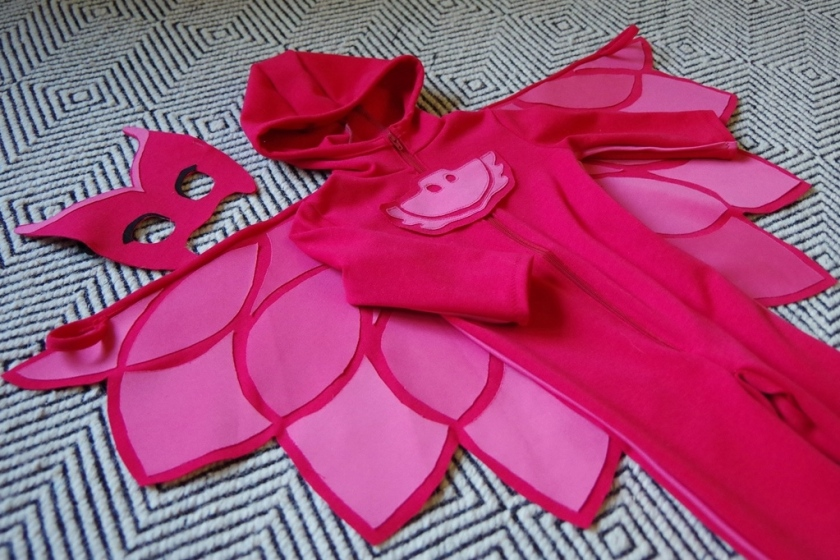 DIY PJ Masks Owlette Costume | Life by Ky Blog