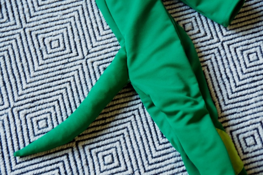 DIY PJ Masks Gekko Costume | Life by Ky Blog