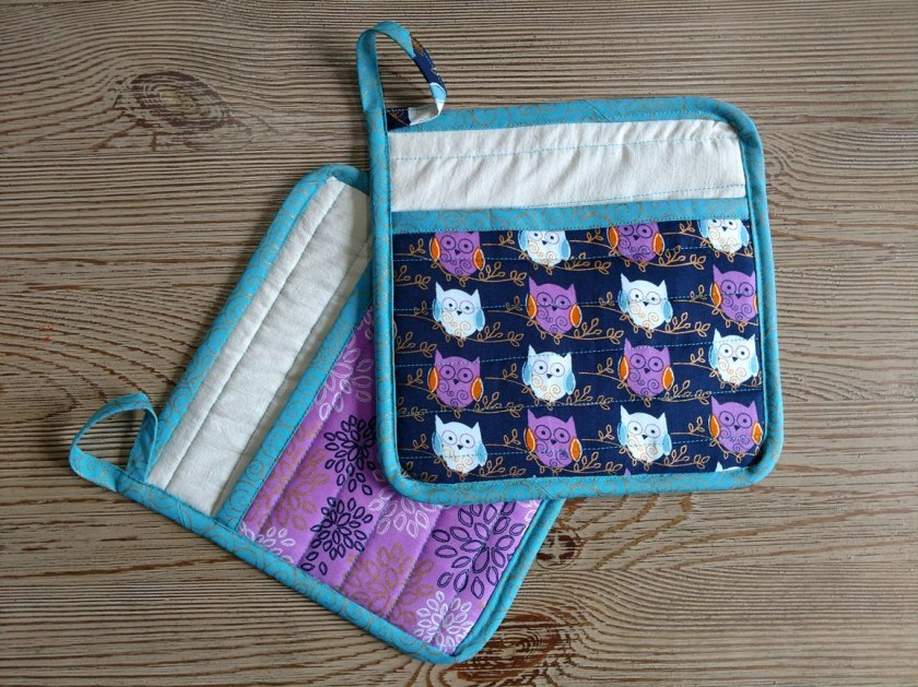 Radiant Home Studio Potholders | Life by Ky Blog