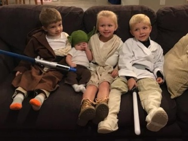 DIY Star Wars Halloween | Life By Ky Blog