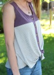 Hanger Handmade Iris Tank Top | Life by Ky Blog